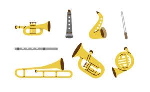 管楽器の種類
