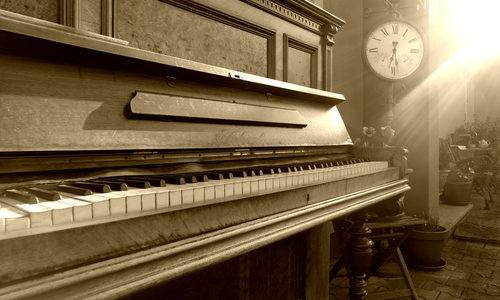 ピアノ魅力