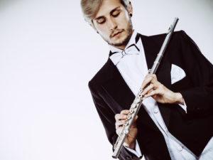 フルート 管楽器の種類